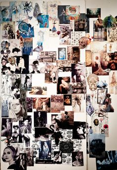 Quite a moodboard!