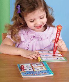 Quiz It! 4 Activity Books & Electronic Pen Set