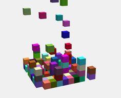 HTML5 Experiments #html5 #experiments #webgl
