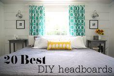 Best DIY Headboards
