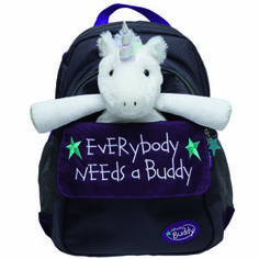 Everybody needs a Buddy! We love Scentsy Buddys so much, we want to take them everywhere! We designed this brand new backpack with an exterior pouch to tote around, and show off, your favorite Scentsy Buddy. This branded backpack is great for everyone, from kiddos and teenagers to fun-loving adults.