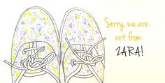 Sorry, we are not from Zara