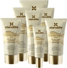 Xtend Life natural skin care products for women - http://www.naturalskincarewomen.com