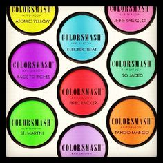 Color Smash temporary colors!
