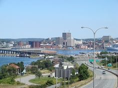Saint John, New Brunswick - .