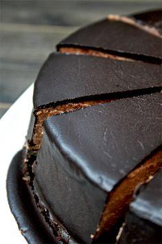 Chocolate Baileys cheesecake