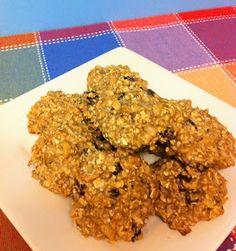 Eat Yourself Skinny!: Banana Rum Coconut Cookies