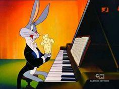 Bugs Bunny Franz Liszt