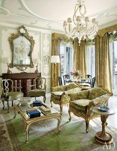 The Hemingway Suite, Gritti Palace, Venice.