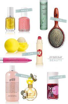 Everyday Beauty Essentials