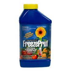 It's like anti-freeze for your plants and eco-friendly too. Helps protect your plants up to 9 degrees below freezing. Lasts up to 6 weeks, so one application should be all you need to get you through the spring.