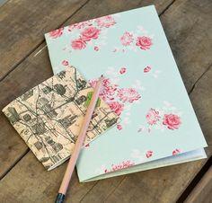 Handmade Journal How-to
