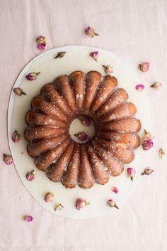 rose pound cake