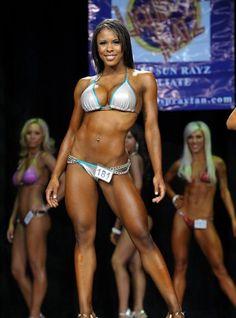 Congratulations to Lauren Talley, Jay Cutler Desert Classic Bikini Overall Winner