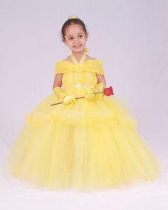 Tutu Dress - Princess Belle