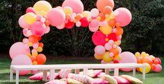 DIY Balloon Arch