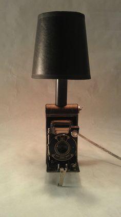 1925 Eastman Kodak VP Model B Camera by NlightNme on Etsy, $80.00
