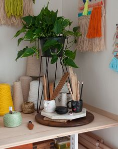 My home Sneak Peek on Design Sponge http://www.designsponge.com/2014/05/a-textile-designer-at-home-in-brooklyn.html