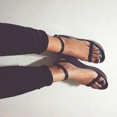 platform sandal shoes