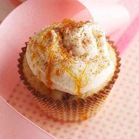 Hazelnut Creme Brulee Cupcake- Recipe