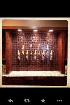 showroom design, awesom bar, design idea