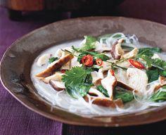 Thai Chicken-Coconut Soup