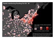 data shadows of a hurricane