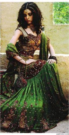 Beautiful Romany Gypsy