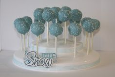 Get ready for your Christmas parties with the Popztee Cake Pop Stand.