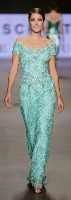 Paul Schulten Haute Couture Spring/Summer 2015
