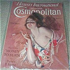 $76 COMPLETE ISSUE OF COSMOPOLITAN MAGAZINE FOR 10/1926. COVER BY HARRISON FISHER. CHARLES DANA GIBSON ALSO CONTRIBUTES TO THIS ISSUE.