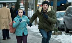 Believe, the new TV show directed by Alfonso Cuarón, starring Johnny Sequoyah (left) as Bo and Jake McLaughlin as Tate. Photograph: NBC