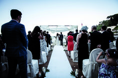 Wanting to get married on the beach? Let Belmond Villa Sant'Andrea help you.