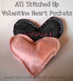 #Valentine'sDay #Craft #CraftLightning www.myveryeducatedmother.com