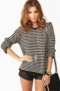 Hanni Stripe Knit