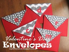 Great Ideas -- 25 Valentine's Day Projects!!