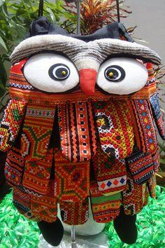 OWL BAG!
