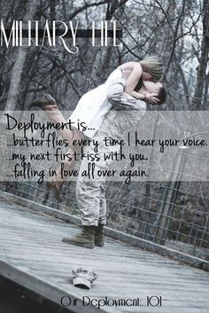Deployment is....