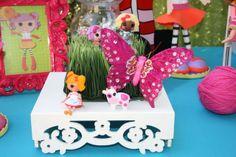 Ideas inspiro Lalaloopsy de la fiesta de cumpleaños | Foto 3 de 11 | Catch My Party