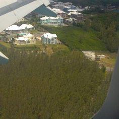 Approach to Bermuda.
