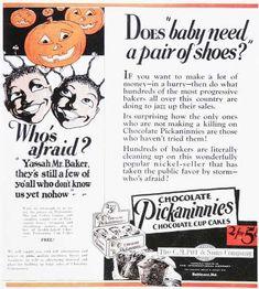 1920 cupcake ad