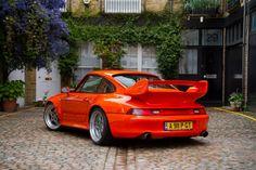 Porsche 993 GT2 Club Sport # S392148