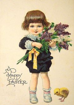 A Happy Easter...
