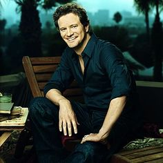 Colin Firth - cute, smart and talented.
