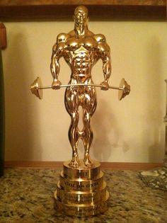 Winning the Gold!