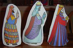 Advent, Christmas, & Epiphany Activities