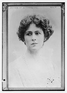 Duchess of Sutherland ~ circa 1910