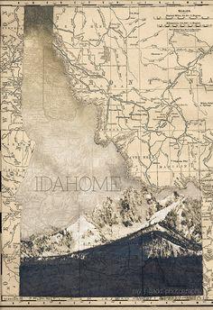 #idahome print | gre