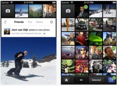 Download Facebook Camera 1.1 app