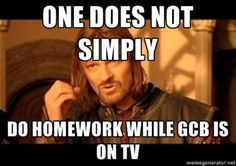 Addicted to GCB. diari, vampir, funny pictures, funni, shower, travel, friend, true stories, funny memes